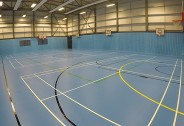 Sports Hall - Archer Academy Stanley Road Campus
