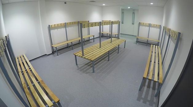 Sports Hall - Archer Academy Stanley Road Campus
