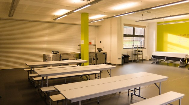 Archer Academy Beaumont Road Dining Hall