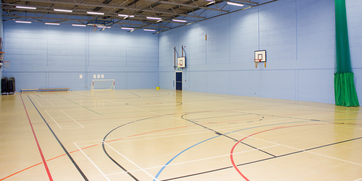 Sports Facility to hire in Enfield