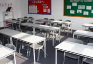 Our spacious multi-purpose classrooms