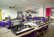 Music Room - Buxton School