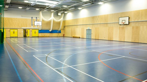 Buxton School - Sports Hall