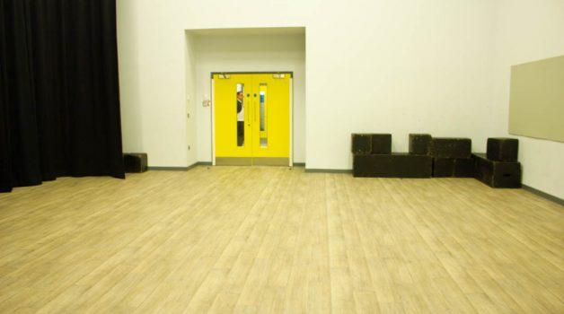 Buxton School- Drama Studio