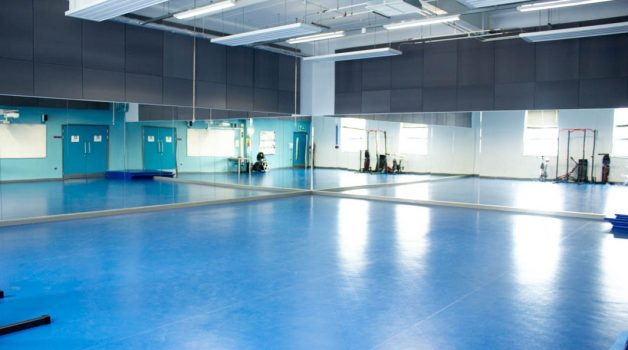 Buxton School - Dance Studio