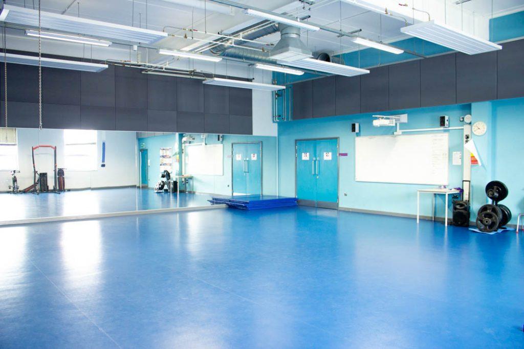 Buxton School - Dance Studio