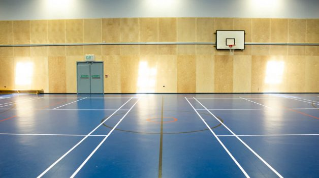 Sports Hall - Buxton School