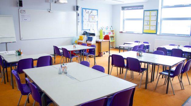 Classrooms - Buxton School