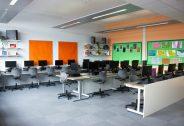 ICT Room- Buxton School