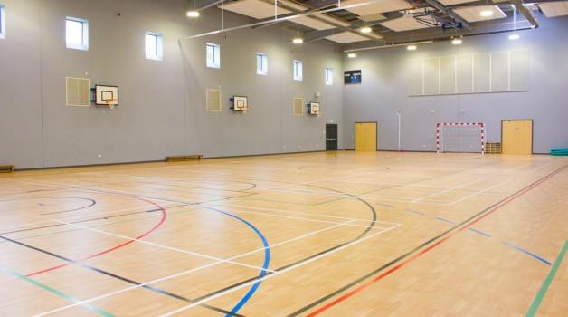 Sports Hall Carshalton High School for Girls