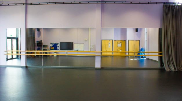 Dance Studio Carshalton High School