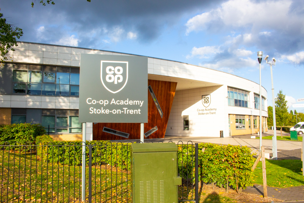 Co-op Academy Stoke-on-Trent