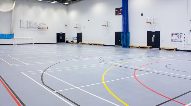 Sports Hall Chobham