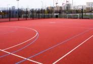 Chobham Academy MUGA Pitches