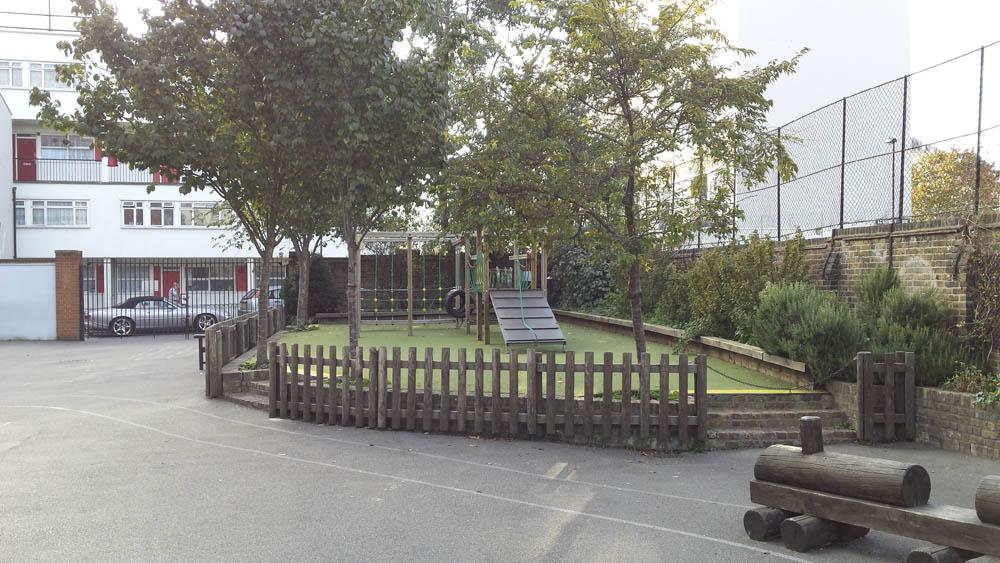 Churchill Gardens Primary Academy