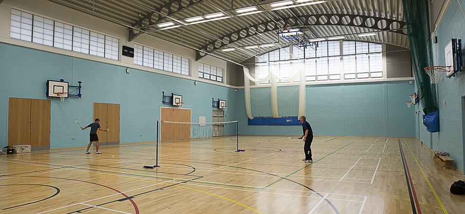 Sport Hall Hire