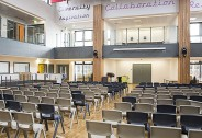 Primary Heart Space, Auditorium Style Seating
