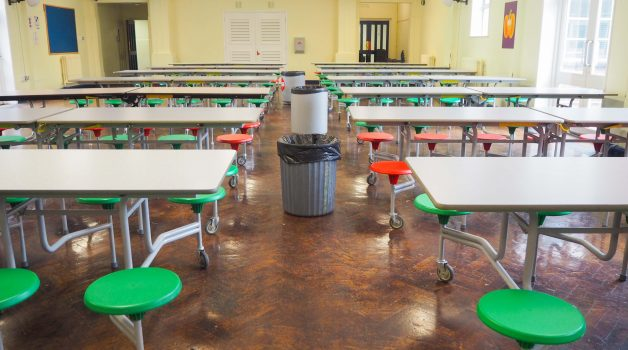 East Point Academy - Dining Hall - Schools Plus