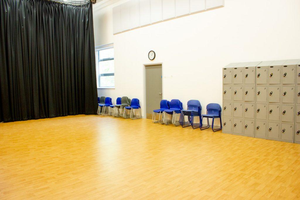 Drama Studio- George Mitchell School