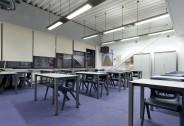 Classrooms Ark Globe Academy