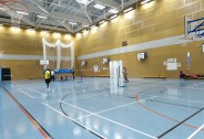 Sports Hall Ark Globe Academy