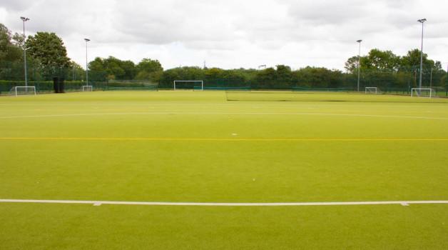 Astro Turf - Haileybury Turnford School