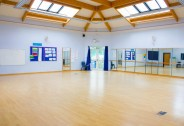 Dance Studio - Haileybury Turnford School