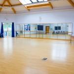 Dance Studio - Haileybury Turnford School
