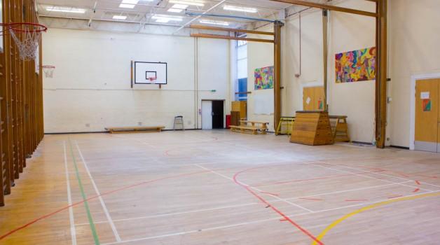 Gymnasium - Haileybury Turnford School