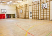 Gymnasium - Haileybury Turnford School