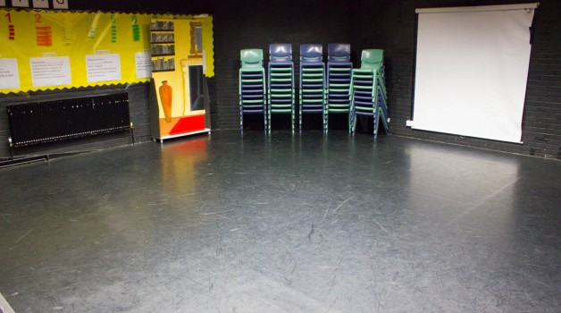 Drama Studio - Haileybury Turnford School