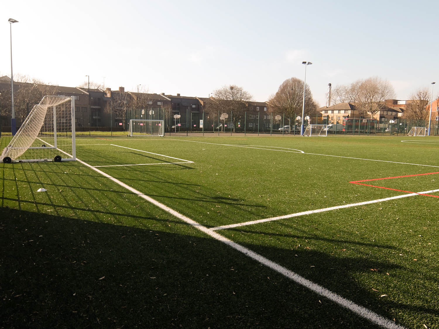 All Weather Pitch