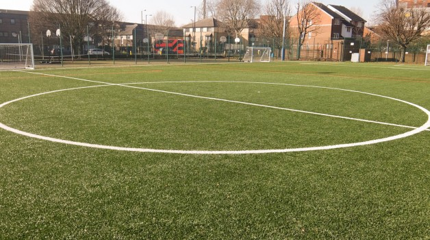 3g Pitch For Hire At Harris Academy Bermondsey