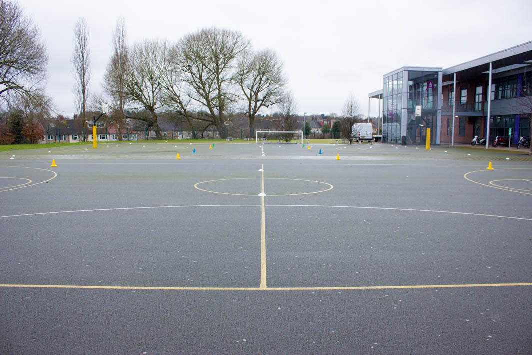 Outdoors MUGA