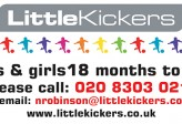 Little Kickers at Harris Academy, Greenwich