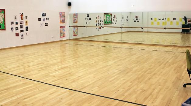 Dance Studio hire