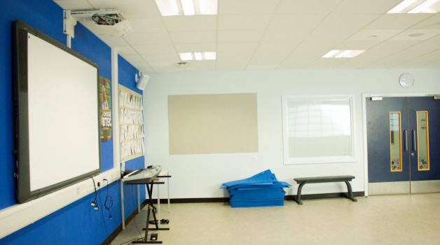 Harris Academy St John's Wood - Fitness Studio