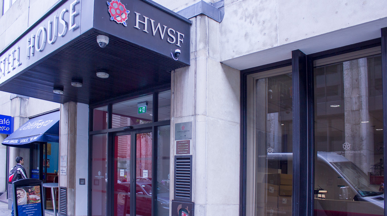 Harris Westminster Sixth Form