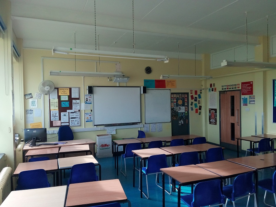 Modern Classroom Facilities ~ Classroom hire schools plus at hazelwick