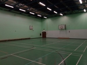 HW Sports Hall 3