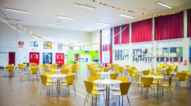 West Dining Hall - The Hewett Academy