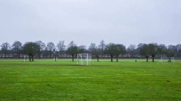 Outdoor Football Pitches - The Hewett Academy