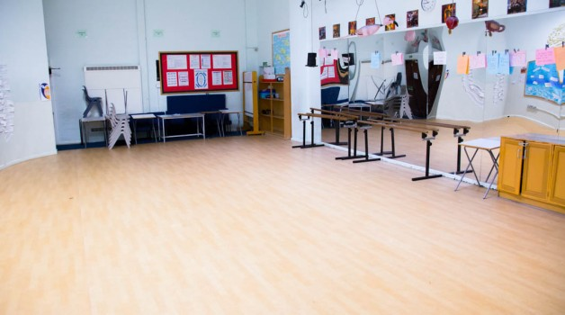 Dance Studio - The Hewett Academy