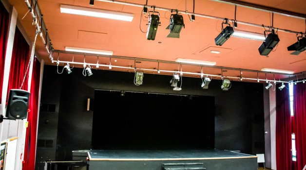 Walter Roy Theatre The Hewett Academy
