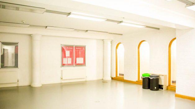 Sports Studio Jane Austen College