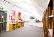 Library Jane Austen College