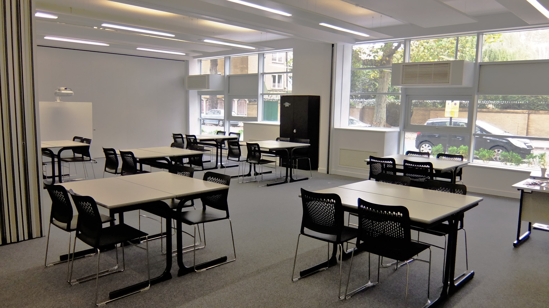 Double Classroom