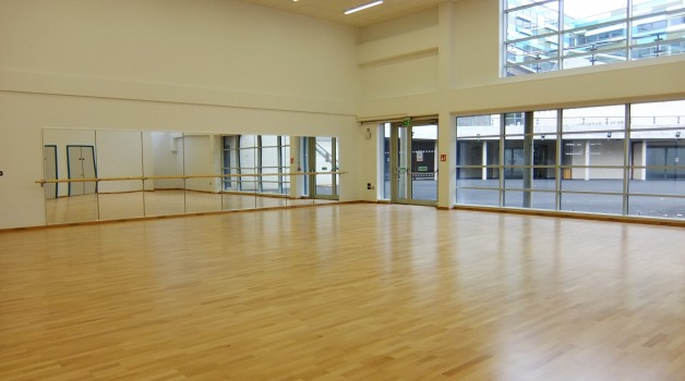 Dance Studio Schools Plus At Kensington Aldridge Academy