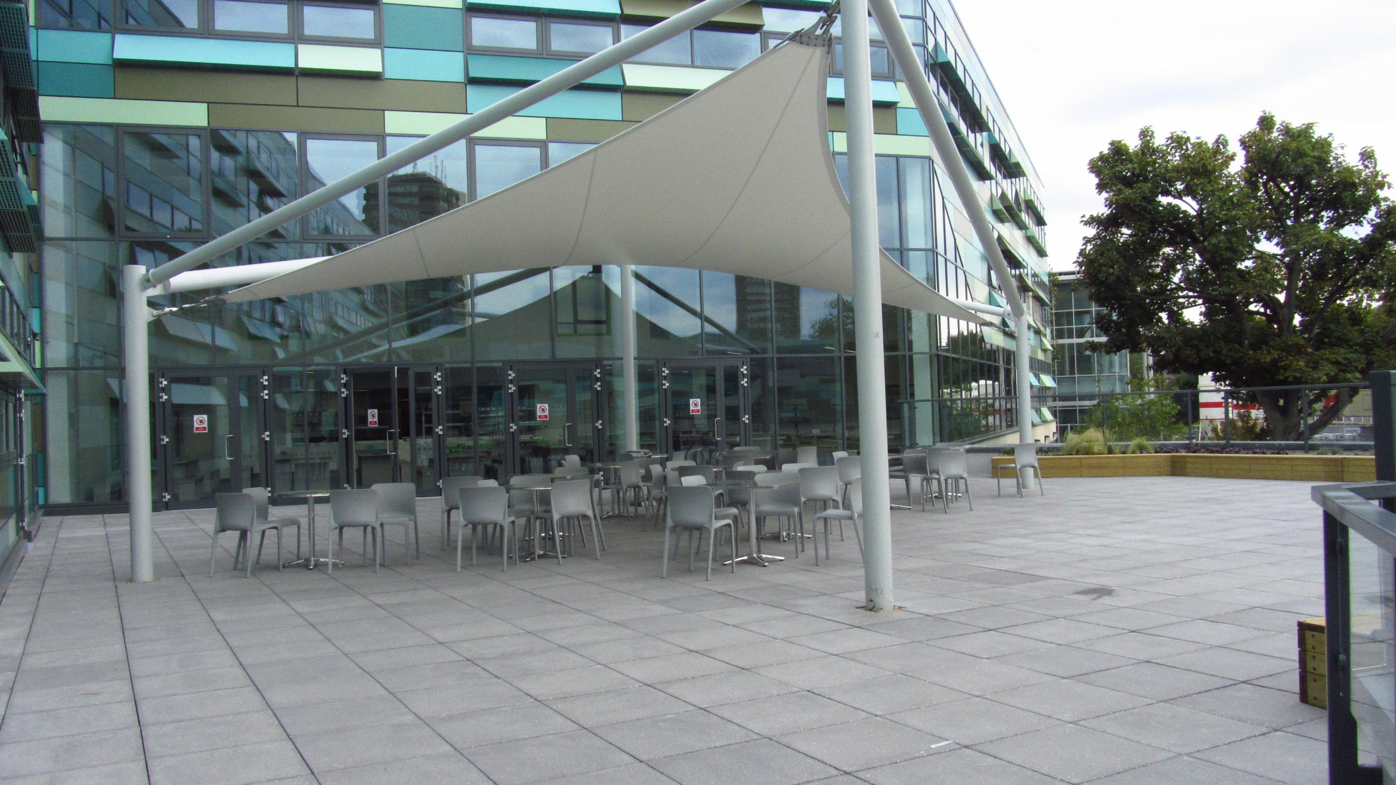 Interested in hiring this venue for your events schools for Open terrace restaurants