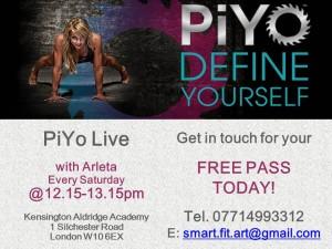 Piyo screen ad (2)